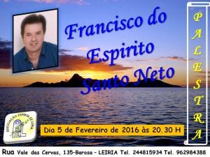 20160205 - Francisco Espirito Santo Neto